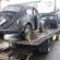 Guarda de Volta Redonda retira mais três veículos abandonados das ruas