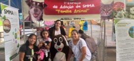 Coordenação de Bem Estar Animal fiscaliza e incentiva adoção responsável