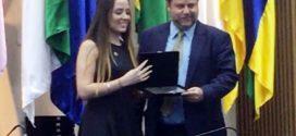 Professor da UFF-VR é homenageado em Brasília