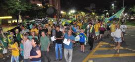 'Vem Pra Direita' descarta participar de manifestação no domingo