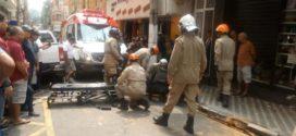 Jovem cai de prédio em Barra Mansa