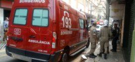 Estado de saúde de vítima de choque elétrico em Barra Mansa é estável