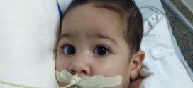 Mãe pede ajuda nas redes sociais para tratamento de filho que tem Atrofia Muscular Espinhal