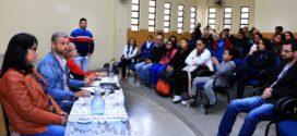 Rodrigo Drable se reúne com pais de alunos autistas da rede municipal