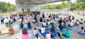 Projeto 'Yoga é Luz' acontece neste sábado em Resende