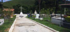 Cemitérios de Barra Mansa recebem manutenção