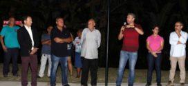 Drable entrega obras a moradores do Boa Vista II em Barra Mansa