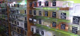 Produtos naturais a granel são as 'novas apostas' do comércio