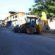 Rodrigo Drable visita obras na Rua Major Luiz Alves, em Barra Mansa