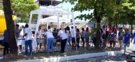 Festival reúne famílias em Barra Mansa
