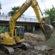 Prefeitura continua com a limpeza no Rio Barra Mansa