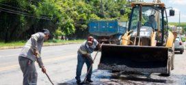 Prefeitura de Resende realiza Operação Tapa-Buraco nesta semana