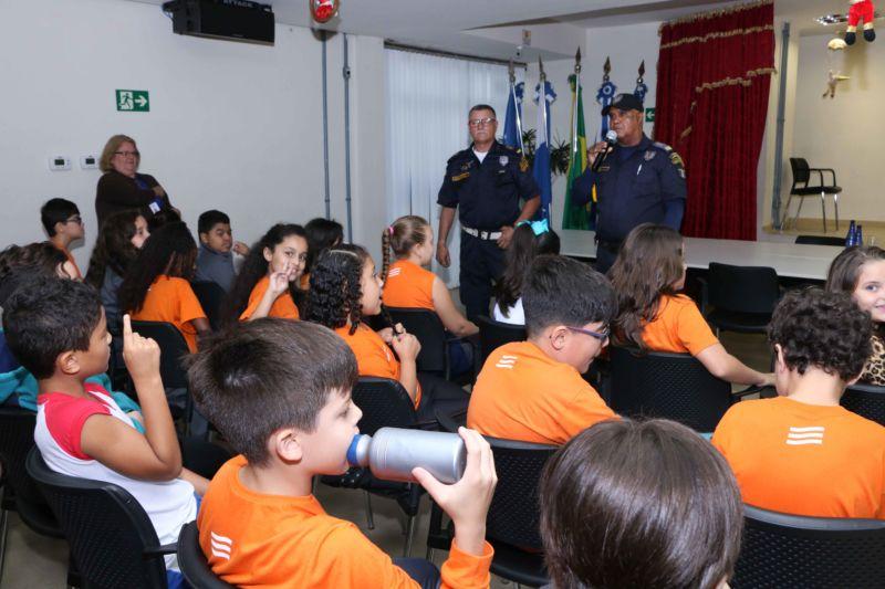 Alunos do Sesi Barra Mansa participam de palestra sobre educação no trânsito - Diario do Vale