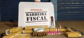 Motorista é flagrado transportando drogas e munições da Dutra em Itatiaia
