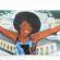 Exposição 'Resistência e empoderamento da mulher negra' pode ser visitada em Angra dos Reis