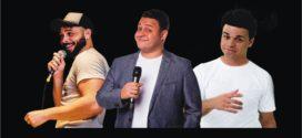 Stand up 'Maçã Comedy' será apresentado nesta quarta-feira no Teatro Gacemss