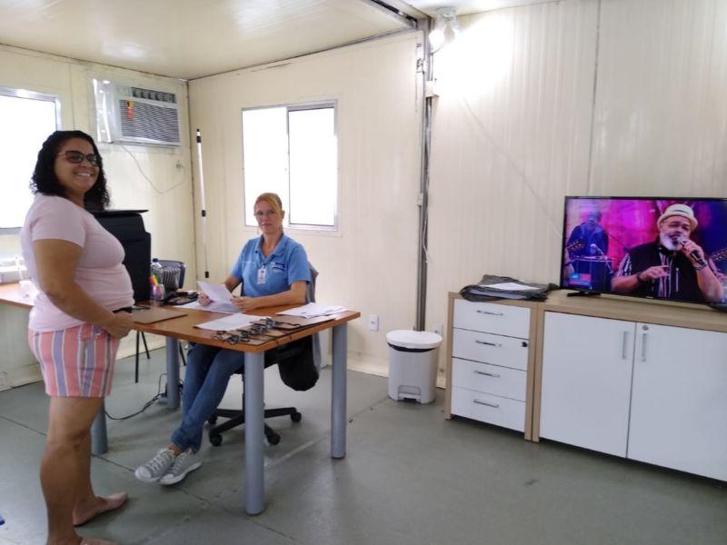 Tomógrafo móvel atende pacientes em Angra dos Reis - Diario do Vale