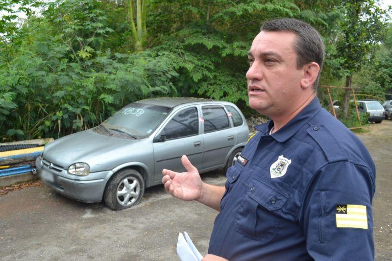 Guarda Municipal recupera 24 veículos neste ano em Volta Redonda - Diario do Vale