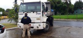 Pai e filho são presos pela PRF na Dutra em Porto Real