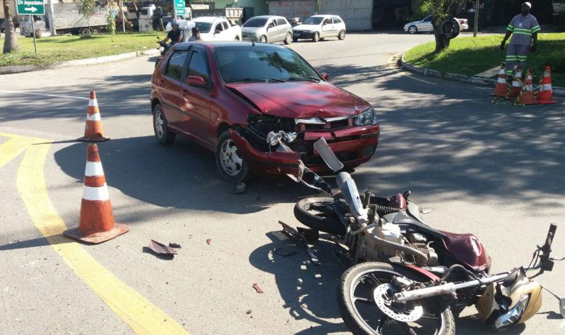 Volta Redonda registra queda no número de acidentes de motos - Diario do Vale