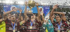 Flamengo é campeão do Campeonato Carioca Sub-20
