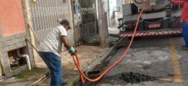 Limpeza de sistema pluvial é intensificada em Volta Redonda