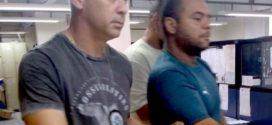 Suspeitos de feminicídio participam de audiência de custódia