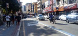 Barra Mansa autoriza mais de 100 vagas para estacionamento na Joaquim Leite até o fim do mês