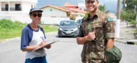 Soldados da AMAN vão auxiliar na luta contra a dengue em Resende