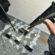 Dupla é presa com arma e drogas na Vila Brasília