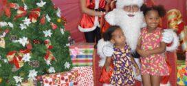 Papai Noel nos Bairros percorre Volta Redonda na semana que vem