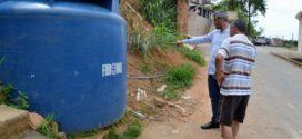 Saae-VR instala um sistema de bomba de água para resolver problema no bairro Mangueira