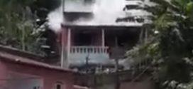 Polícia Civil aguarda laudo de incêndio que matou duas crianças em Angra dos Reis