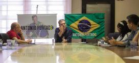 Antonio Furtado afirma que está focado no trabalho  parlamentar e adia decisão sobre candidatura a prefeito