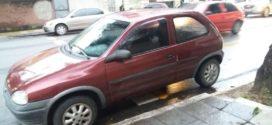 Bebê é deixado dentro de carro na Vila Santa Cecília