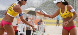 Circuito nacional de vôlei de praia apresenta novas duplas para a temporada 2020