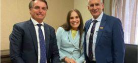 Regina Duarte 'diz sim' a Secretaria da Cultura