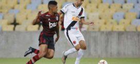 Flamengo vence o Vasco no Maracanã