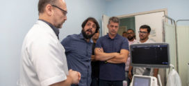 Centro de Imagens Gecy Vieira ganha novo aparelho de ultrassonografia