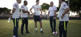 Seleção Brasileira inicia observações de 2020 na Premier League
