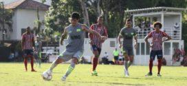 Vasco vence jogo-treino contra o Porto Velho