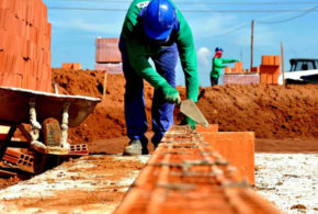Construção Civil prevê crescimento de 3% em 2020
