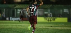 Com gol de Nenê, Fluminense vence a Cabofriense