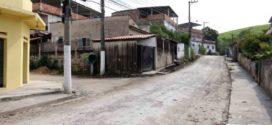 Asfalto no bairro São Luiz deve ser concluído na próxima semana