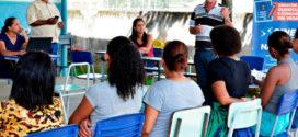 Equipe do Sine e da Cohab atendem moradores do São Sebastião