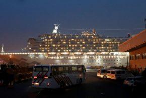 Dois passageiros do Diamond Princess morrem devido ao novo coronavírus