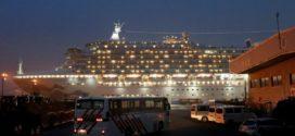 Quase mil passageiros desembarcam do navio afetado pelo coronavírus
