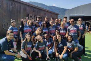 Jovens de Volta Redonda relatam experiência no Rio Open
