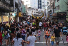 Trânsito no Centro de Barra Mansa tem mudança durante o Carnaval