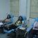 Campanha reúne representantes de laboratórios para doação de sangue no Hospital das Clínicas